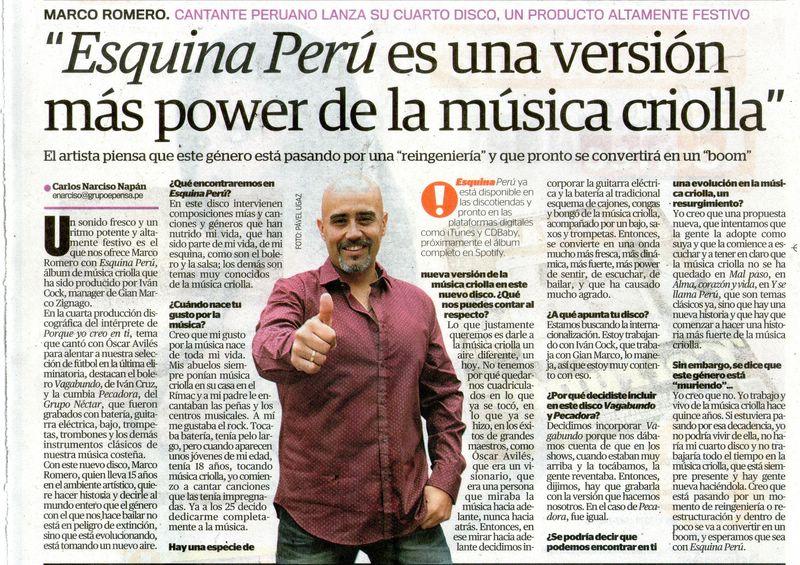 Diario Correo 29 de junio